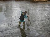Rybář v akci